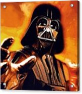 New Star Wars Art Acrylic Print