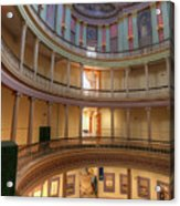 Old Courthouse Acrylic Print