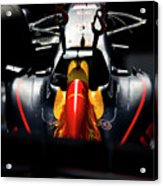 Red Bull Formula 1 Acrylic Print