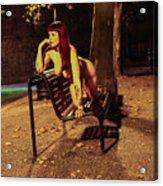 Shay Hendrix Acrylic Print