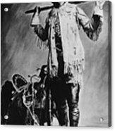 William F. Cody (1846-1917) Acrylic Print by Granger