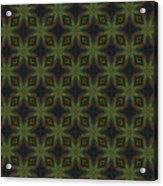 Arabesque 006 Acrylic Print
