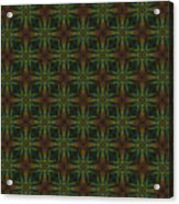Arabesque 002 Acrylic Print
