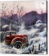 #1120 Distant Memories Acrylic Print