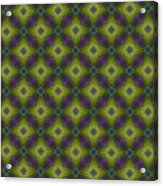 Arabesque 049 Acrylic Print