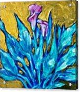 11.95 Acrylic Print by Sheila Tajima