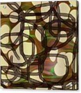 1197exp3 Acrylic Print