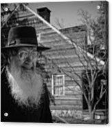 Amish Life Acrylic Print