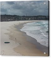Australia - An Empty Bondi Beach  Acrylic Print