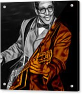 Bo Diddley Collection Acrylic Print