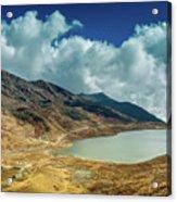 Elephant Lake, Kupup Valley, Sikkim, India Acrylic Print