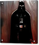 Empire Star Wars Poster Acrylic Print