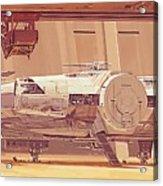Movie Star Wars Poster Acrylic Print