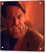 New Star Wars Art Acrylic Print