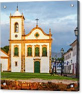 Paraty, Brazil Acrylic Print