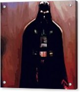 Star Wars Episode 5 Poster Acrylic Print
