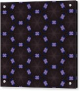 Arabesque 044 Acrylic Print