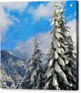 Landscape Paintings Canvas Prints Nature Art  Acrylic Print