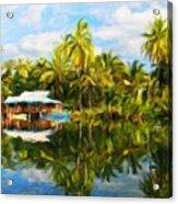Landscape Nature Pictures Acrylic Print