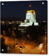 12th And Cambie 1 Acrylic Print