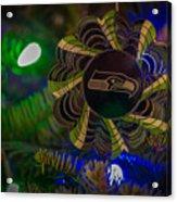 12th Man Xmas Acrylic Print