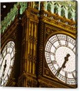 Big Ben In London Acrylic Print
