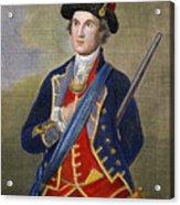 George Washington Acrylic Print by Granger