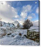 Glencoe - Scotland Acrylic Print