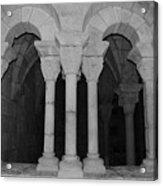 Miami Monastery Acrylic Print