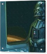 Star Wars The Poster Acrylic Print