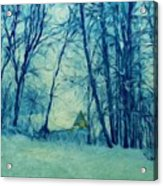 Nature Landscape Light Acrylic Print