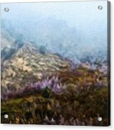 Oil Paintings Art Landscape Nature Acrylic Print