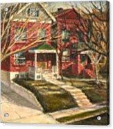 1385 Clara Avenue Acrylic Print