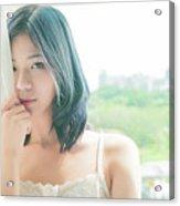 Asian Acrylic Print