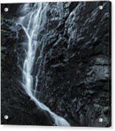 Cedar Creek Falls In Mount Tamborine Acrylic Print