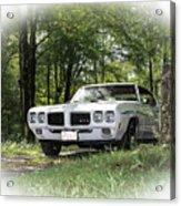 Classic Cars Acrylic Print
