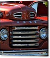 Classic Ford Pickup Acrylic Print