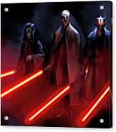 Collection Star Wars Poster Acrylic Print