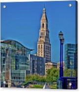 Downtown Hartford Acrylic Print