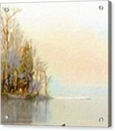 Landscapes Paintings Acrylic Print