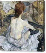 Lautrec  Acrylic Print