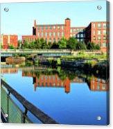 Lowell, Massachusetts Acrylic Print