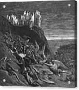 Milton: Paradise Lost Acrylic Print