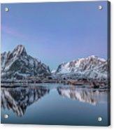 Reine, Lofoten - Norway Acrylic Print