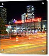 1405 Milwaukee Public Market Acrylic Print