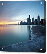 1415 Chicago Acrylic Print