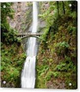 1416 Multnomah Falls Acrylic Print
