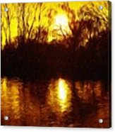Nature Landscape Jobs Acrylic Print
