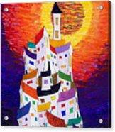 15-22 Sun Village Acrylic Print