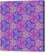 Arabesque 086 Acrylic Print